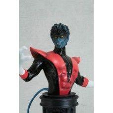 X-Men Classic Chapter Nightcrawler Fine Art Bust kotobukiya