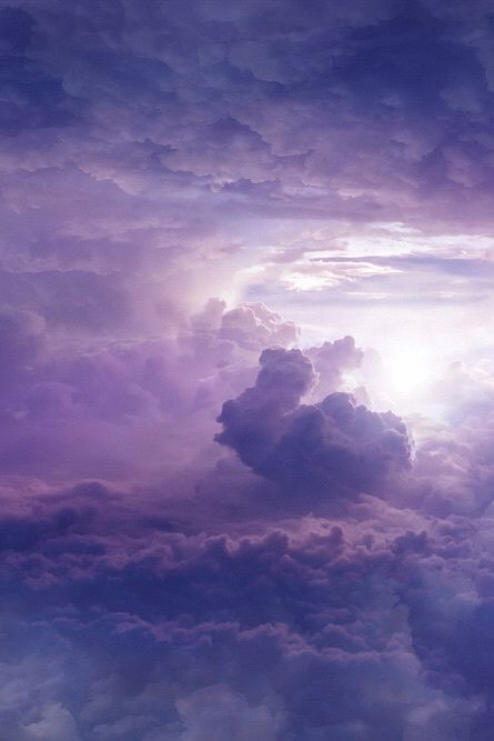 Sky Clouds And Wallpaper Image Clouds Beautiful Sky Purple Sky