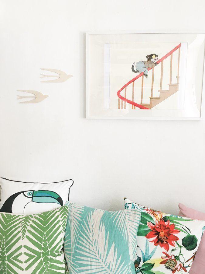 102 Besten #Wandgestaltung Bilder Auf Pinterest