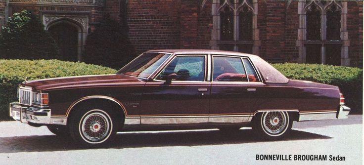 1978 pontiac bonneville brougham sedan pontiac 1975 for Garage ford bonneville