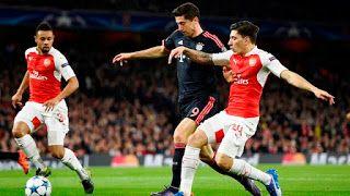Blog Esportivo do Suíço:  Liga dos Campeões - Fase de Grupos - 3ª Rodada: Arsenal acaba com invencibilidade de Bayern e entra na briga