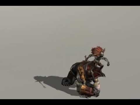 ▶ Animation Demo Reel (2011) - Sebastien Levesque - YouTube