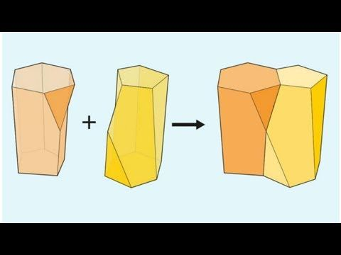 Such A Surprise Scientists Discover The Scutoid A Brand New Shape Geometric Geometric Shapes Shapes