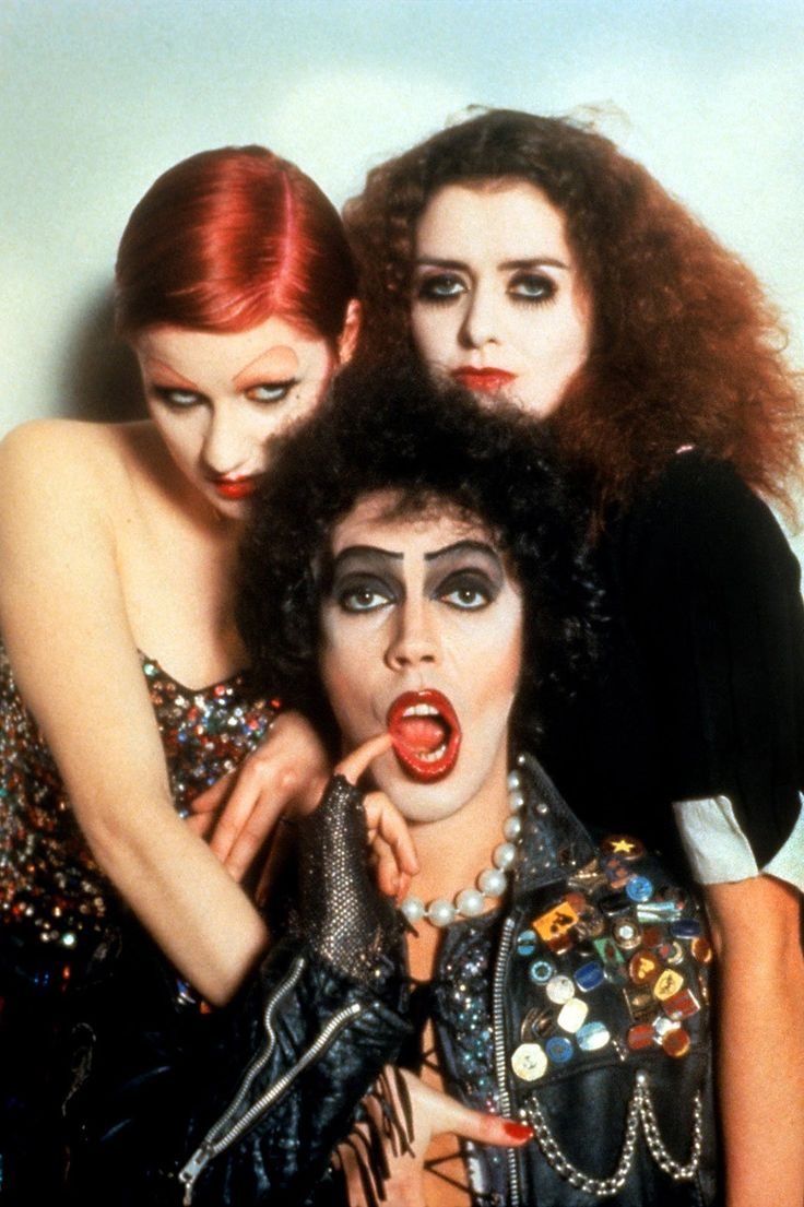 'a mental mind-fuck can be nice!' / ROCKY HORROR PICTURE SHOW