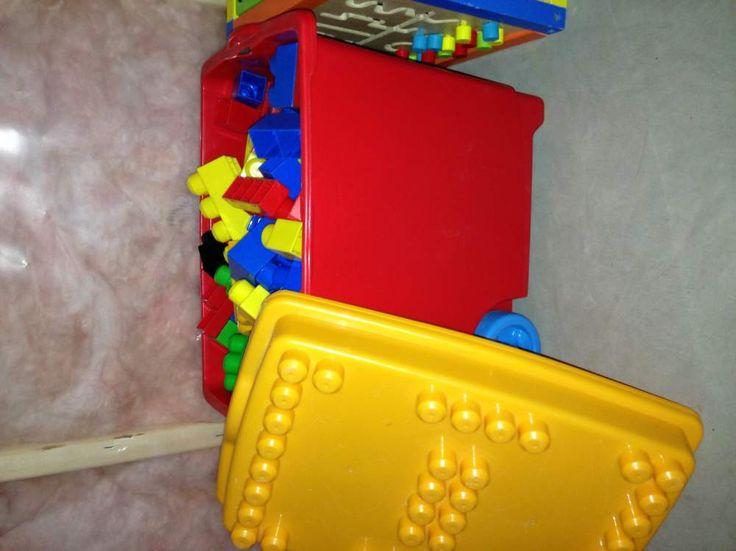 Mega block Lego