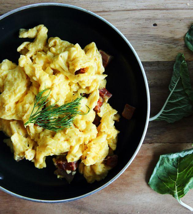 Huevos revueltos, el desayuno saludable preferido de las 'celebs' | Fitness | EL MUNDO