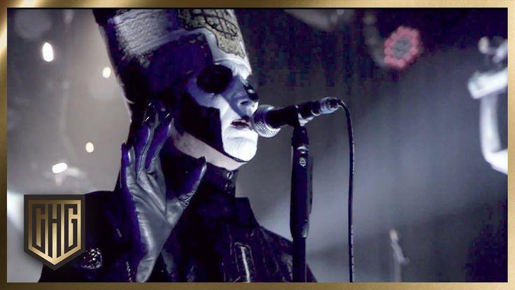 Kreator (feat. Ghost & Drangsal) - Satan Is Real | Circus HalliGalli | P...