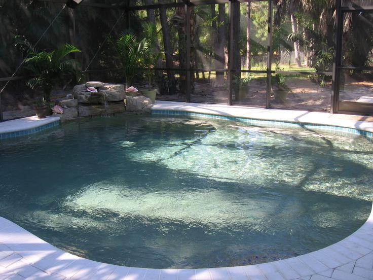 17 best images about pools she wore an itsy bitsy teeny for Pool design 101