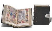 LIBER HORARUM OF GERARD DAVID (Fine Facsimile Illuminated Edition of the  16th C. ) by Gerard David  Madrid: Testimonio. New. Hardcover. Special Order. Please allow 2 to 4 weeks for delivery.  New This small  Book of Hours is relatively unknown but is nevertheless of some importance  since it contains 15 full-page illuminations attributed to the Flemis...  more   Offered By  New Boston Fine and Rare Books