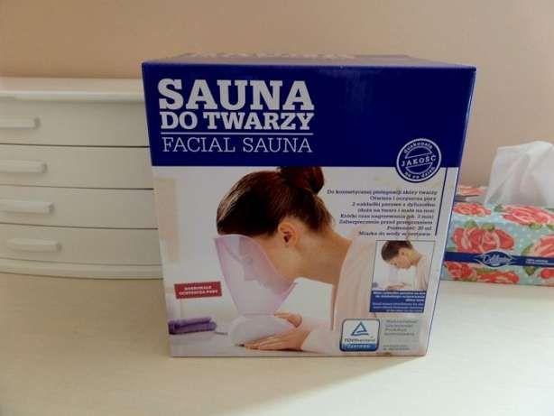 sauna parowa kosmetyczna do twarzy Mikołów - image 1