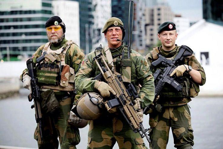 Militaryporn Norwegian Homeguard Task Force Military