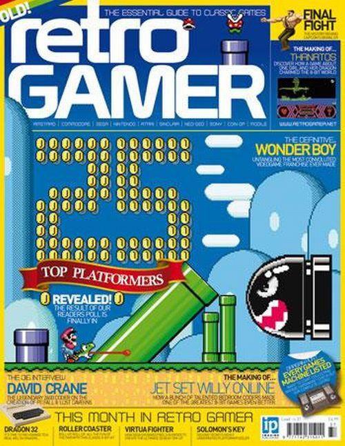 30 best Retro Gamer Magazine images on Pinterest | Retro gamer ...