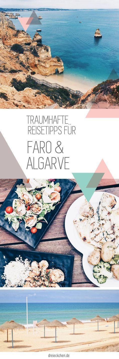 Urlaub in Faro – die besten Ausflüge, Restaurants und Unterkünfte rund um die Algarve