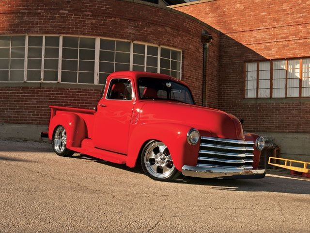 1951 Chevy Truck Passenger