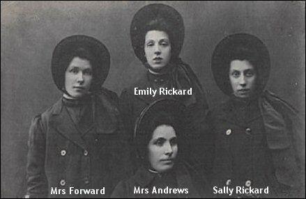 Leighton Buzzard Salvation Army - songsters 1910