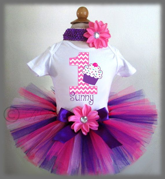 Hey, I found this really awesome Etsy listing at https://www.etsy.com/listing/242661650/cupcake-birthday-outfit-cupcake-tutu