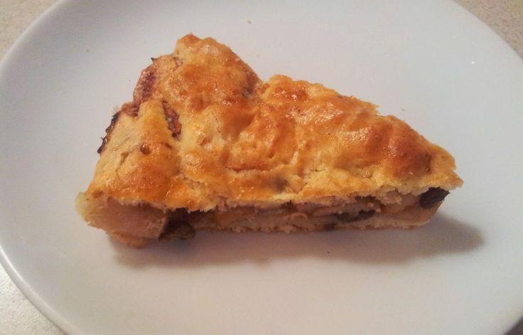 Krysy v Kuchyni: Bezlepkový koláč - Jablečný