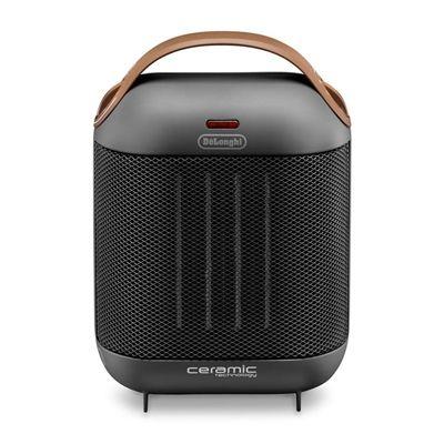 Delonghi Portable Space Heater Hfx30c15 Capsule Compact Ceramic Heater Ceramic Heater Portable Space Heater Heater