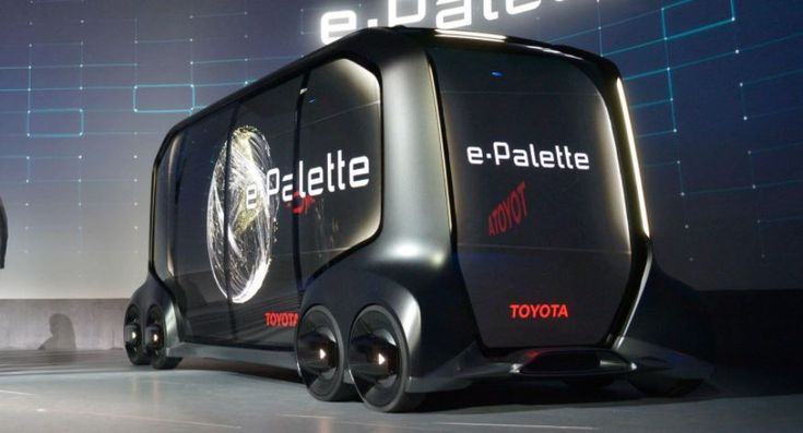 Toyota Unveils Its Self-driving E-palette Delivery Pod (Photos) In the nearest future you will be able to order for pizza online and a motor device which you can see in this post will deliver it to your doorstep.  The all-electric vehicle  The Toyota e-Palette Concept which is currently on display at the CES convention is a flexible all-electric vehicle with autonomous driving that can take on various roles.  Toyota's versatile study can be outfitted with purpose-built interiors depending on…