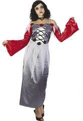 Disfraz Vampiresa Zombi mujer