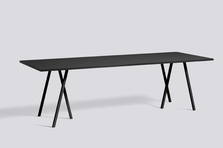 Hay Loop Stand Table, for the kitchen.