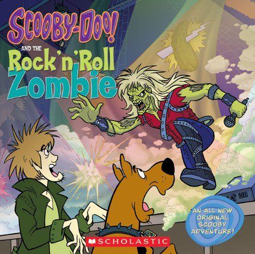 Scooby-Doo And The Rock N Roll Zombie (Turtleback School