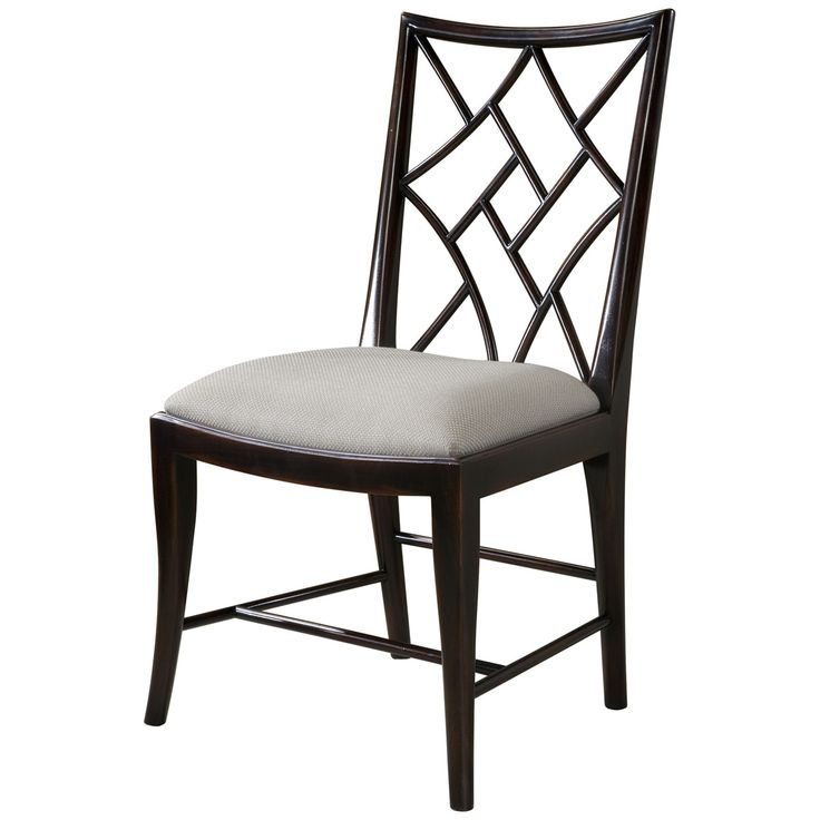 Theodore Alexander Chinese Whispers Dining Chair Set of 2
