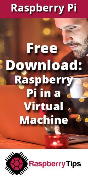 Free PDF: Virtual machine with Raspbian