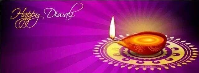 Happy Diwali - FB Cover Picture