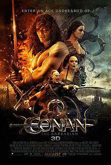Morgan Freeman - Conan the Barbarian '11 - Narrator