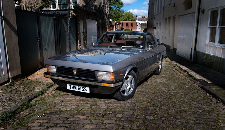 Zagato again. Bristol 412s2. Not great looker but lovely to drive. I had good few wonderful years with one of these.