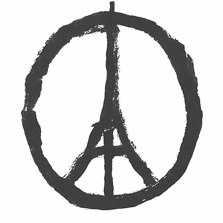 Sending thoughts and prayers for Paris