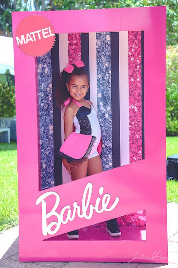 Barbie Fashionista Birthday Party