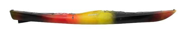 Brief Description The Dagger Stratos 14.5 is a playful touring kayak with a bit more glide than the Alchemy