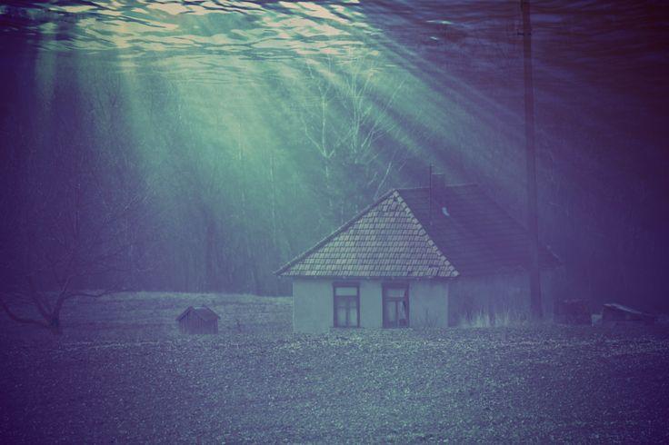 abandoned house... by Enikő Pécz on 500px