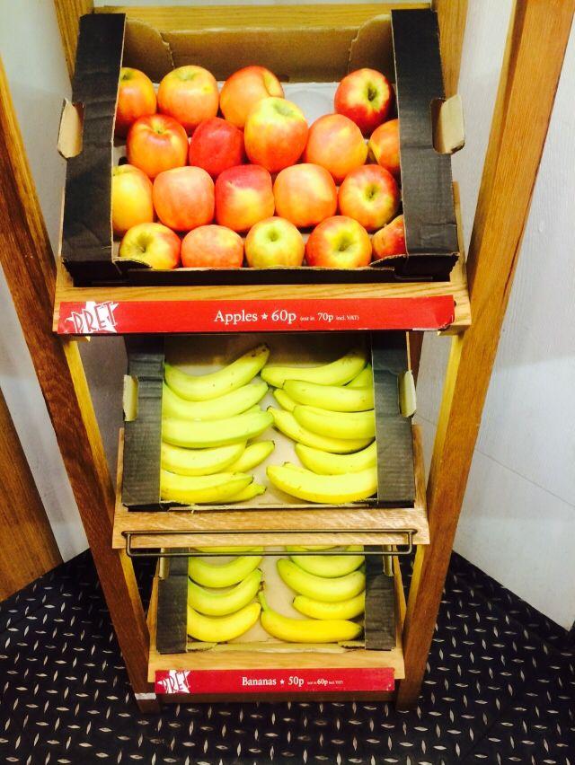 Pret A Manger Fruit Stand Paleo Grab Amp Go Fruit Stands