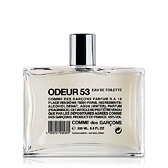 Love this quirky, light fragrance from Comme. Described as having 'the freshness of Oxygen'! lol