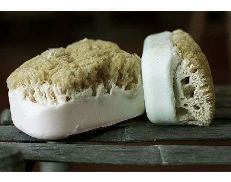 This soap is truely wonderful! Goats Milk and Olive Oil are both known to be gentle to the skin while locking in the oils and moisture we need year around. To make a great product even better....we attach an all natural sea sponge to this soap for the ultimate bathing experience. Our sea sponges are all c...
