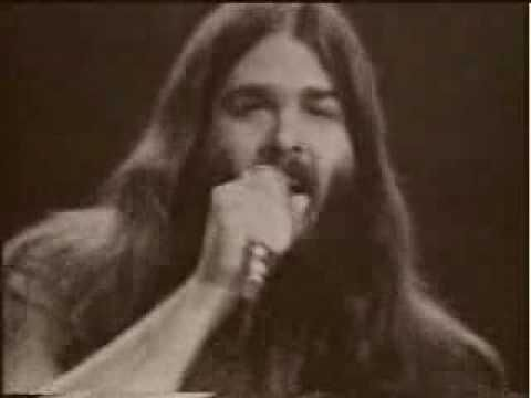 """Canned Heat, Let's work together 1969.  Lead singer Bob """"The Bear"""" Hite and guitarist Alan """"Blind Owl"""" Wilson (playing a Fender Telecaster) are at their best here.  Sadly, neither one would live much longer.  Wilson overdosed in 1970 at the age of 27.  Hite died in 1981."""