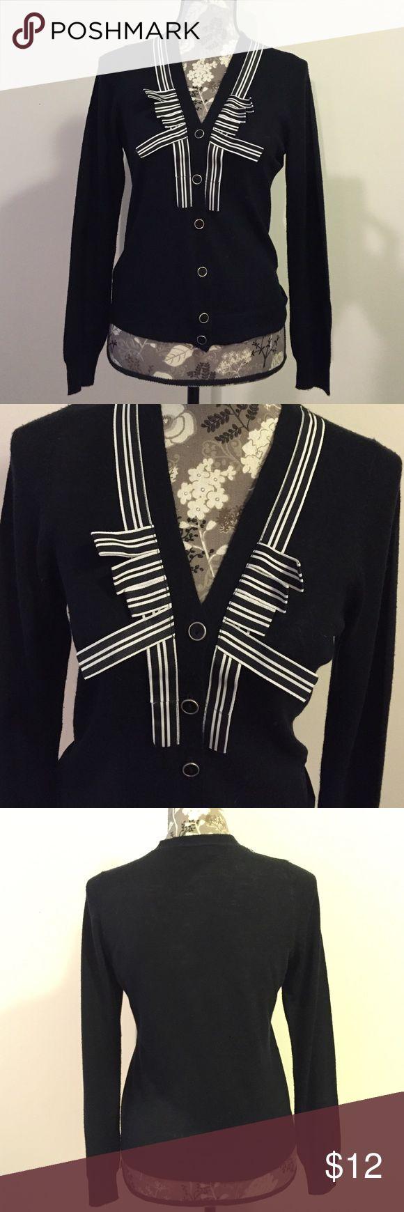 Spotted while shopping on Poshmark: Brooklyn industries nautical cardigan medium! #poshmark #fashion #shopping #style #Brooklyn Industries #Sweaters