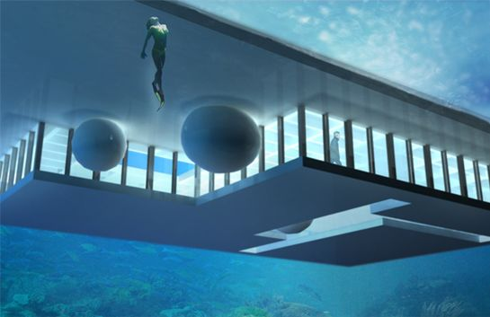 Underwater Home Dream Home Pinterest Architecture