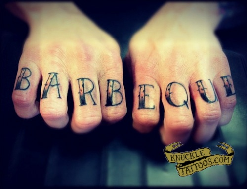 17 Best Images About BBQ Tattoos On Pinterest  First