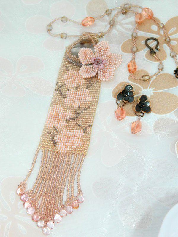 "Bead Pattern for ""Sakura"""