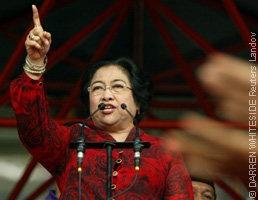 Reuters - Megawati's Speech