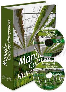 LIBROS: MANUAL CULTIVOS HIDROPÓNICOS