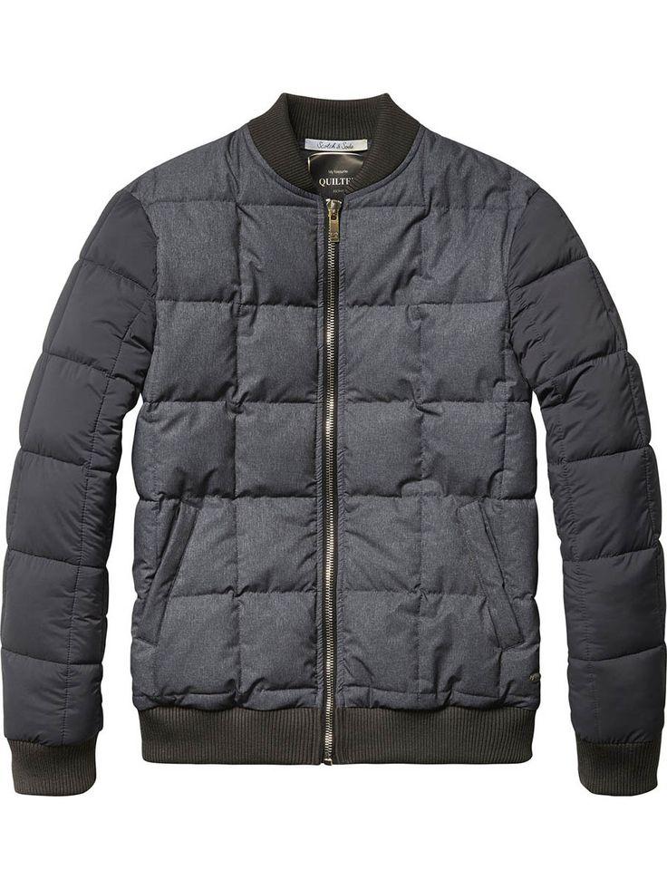 Куртка утеплённая scotch&soda (арт. 132.1504.0810127397.A) | Мужская одежда в интернет-магазине