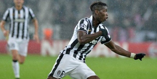 Pogba could be a substitute for Khedira