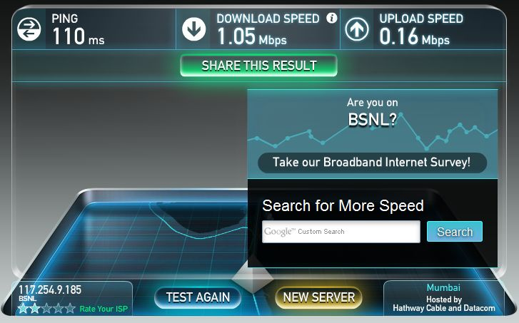 How to Check Internet Speed  http://nobitas-world.blogspot.com/2014/02/how-to-check-internet-speed.html