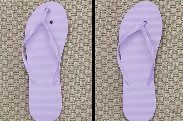 Fix A Broken Flip Flop With These Easy Repair Hacks