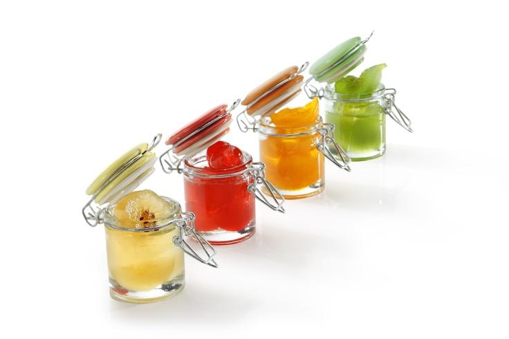 Barattolini Lazzaris 4 colori